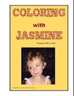 Coloring with Jasmine