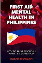 First Aid Mental Health in Philippines