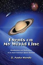 Events on My World Line