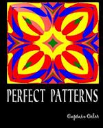 Perfect Patterns - Adult Coloring / Colouring Book - Relaxation Stress Art