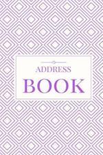 Purple Address Book
