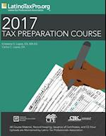 2017 Tax Preparation Course