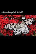 Butterflies of the World (Journal / Notebook)