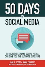50 Days of Social Media