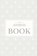 Gray Address Book