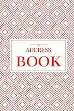 Red Address Book