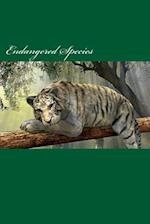 Endangered Species (Journal / Notebook)
