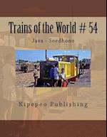 Trains of the World # 54