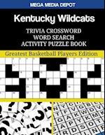 Kentucky Wildcats Trivia Crossword Word Search Activity Puzzle Book