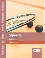 DS Performance - Strength & Conditioning Training Program for Squash, Speed, Advanced