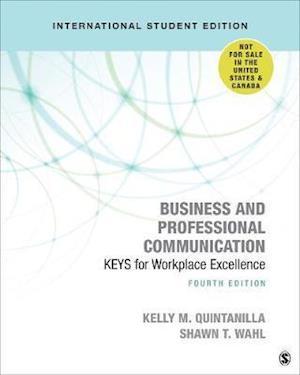 Business and Professional Communication - International Student Edition