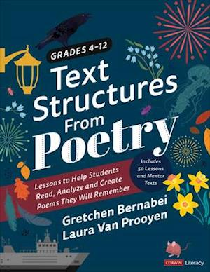 Text Structures from Poetry, Grades 4-12