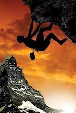 Mountain Climbing Blank Book