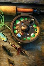 Fly Fishing Blank Book