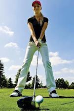 Golf Blank Book