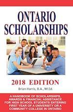 Ontario Scholarships - 2018 Edition