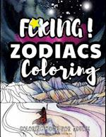 Fcking! Zodiacs Coloring