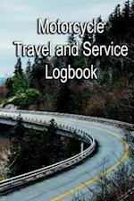 Motorcycle Travel and Service Logbook