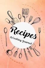 Recipe a Cooking Journal