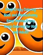 Emoji Crazy Coloring Book and Memes