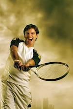 Tennis Blank Book