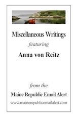 Miscellaneous Writings Featuring Anna Von Reitz