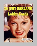 30 Judy Garland Lobby Cards