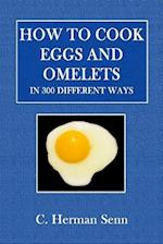 How to Cook Eggs and Omelets