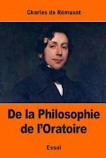 de La Philosophie de L'Oratoire