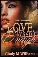 Love Wasn't Enough