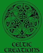 Celtic Creations - Adult Coloring / Colouring Book - Relaxation Stress Art