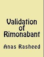 Validation of Rimonabant