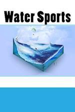 Water Sports (Journal / Notebook)