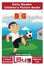 Joey's Big Vacation - Early Reader - Children's Picture Books