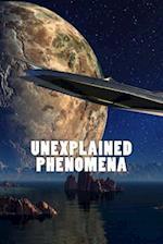 Unexplained Phenoma (Journal / Notebook)