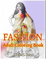 Fashion Adults Coloring Books