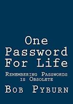 One Password for Life