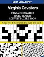 Virginia Cavaliers Trivia Crossword Word Search Activity Puzzle Book
