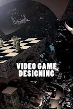 Video Game Designing (Journal / Notebook)