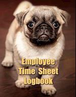 Employee Time Sheet Logbook