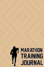 Marathon Training Journal