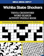 Wichita State Shockers Trivia Crossword Word Search Activity Puzzle Book