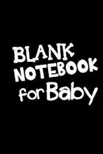 Blank Journals for Baby