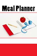 Meal Planner (Journal / Notebook)