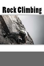 Rock Climbing (Journal / Notebook)