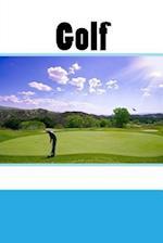 Golf (Journal / Notebook)