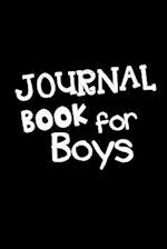 Journal Book for Boys