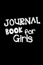 Journal Book for Girls