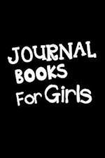 Journal Books for Girls