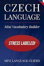 Czech Language Mini Vocabulary Builder